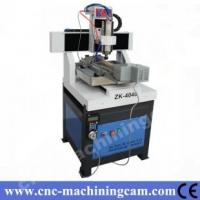 Buy cheap mini cnc metal fabrication ZK-4040(400*400*120mm) from wholesalers