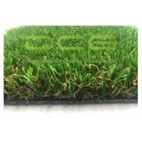 Quality Comfortable and soft PE Realistic Artificial Grass , Easy To Clean for sale