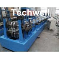 Buy cheap CZ Purlin Roll Forming Machine Quick Interchangeable Type for Making C/ Z Shaped Purlin Sheet from wholesalers