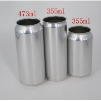 Quality Sleek 355ml Mini Aluminum Printed Tin Can 12oz for Beer for sale