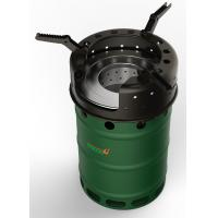 Buy cheap firewood camp burner portable wild stove from wholesalers