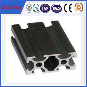 Quality Aluminium profile anodizing manufacturer , Aluminium extrusion profile for industry for sale