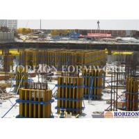 Buy Steel Waling Wall Formwork Systems , Column Formwork Systems For Commercial Towers at wholesale prices