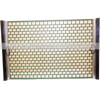 Quality High Porosity Durable Shale Shaker Screen Super Shock Resistance Anti - Corrosion for sale