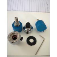 15 turns count knob dial for 6.3mm shaft for sale