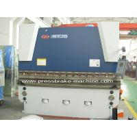 Quality Automatic CNC WC67Y Hydraulic Press Brake 160T Equipment Economic Type for sale