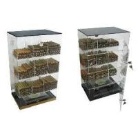 Quality Gem Humidor 6~12 Bins Acrylic Counter Top Display for sale