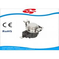 Quality KSD302 Snap Action Thermostat For Heating Machine And Ventilation Equipment for sale