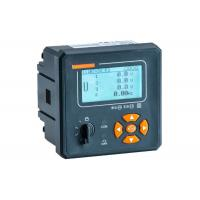 Quality Voltmeter Ammeter Digital Energy Meter 3 Phase With Active / Reactive Energy for sale