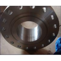 Quality High Pressure 40 Inch Pipe fittings Forged Steel Flange With 6089 6090 UNI , PN250 PN320 PN400 for sale