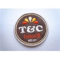 Quality Customized Embroidered Patches Custom 3D Rubber Patches For Shirt for sale
