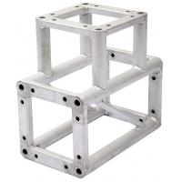 Buy Recyclable 3 Way Screw Corner Aluminum Lighting Truss For Advertisement at wholesale prices