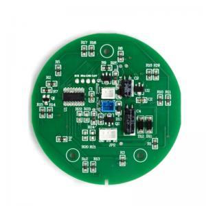 Quality LED Rigid Aluminum PCB Board 0.5-4OZ 3w High Power LED Street Light Application for sale