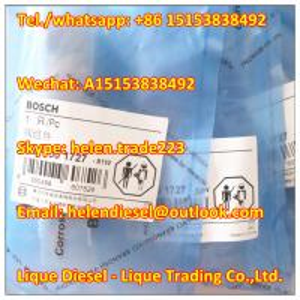 Quality Bosch original Valve F 00R J01 727 , F00RJ01727  Fit 0445120166,0445120127,0445120086,0445120087 Genuine and new for sale