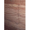 Red Wooden Vein Marble Gloss Marble Floor Tiles Flooring Big Slab 2.7g / Cm³ Density for sale
