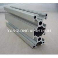 Quality Natural Anodized Machined Aluminium Profiles For Interior Decoration Materials for sale