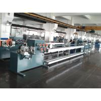 Quality Full Automatic Plastic Strapping Machine , Pp Strapping Roll Making Machine for sale