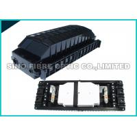 Quality 6 Cable Entry Ports Single Fiber Optic Closure SGS ROHS Certificated for sale