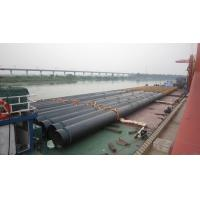 Quality ASTM A672 Electric Fusion Welded Steel Pipe Grade B50 B55 B60 B65 B70 C60 C65 C70 CD70 for sale