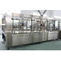 Quality 3 in 1 Water Filling/Bottling Production Machine (CGFA series) for sale