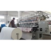 2.4 Meters Chain Stitch Quilting Machine Hook Function 4700*1200*1650mm