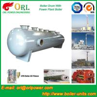 Quality Waste Heat Boiler High Pressure Drum , Boiler Unit ORL Power High Performance for sale