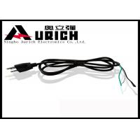 Ul Certification American 110v 3 Prong Power Lead , 3 Pin AC Power Cord for sale