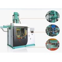 Quality 4000cc Volume Silicone Rubber Injection Molding Machine 400Ton Anti - Collision for sale