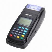 China 152MB Memory POS Terminal, Supports PSTN, TCP/IP and Wi-Fi Communication Methods  on sale