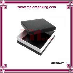 China Rectangle Cardboard Photo Album Paper Box/Photo Album Gift Box ME-TB017 on sale