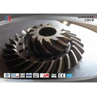 Buy 4340 20CrMnMo EN25 X9931 Bevel Gear Helical Gear Conic Gear Taper Gear Turning Gear at wholesale prices