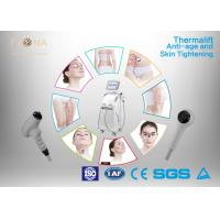 China Thermagic Fractional Rf Radio Frequency Skin Tightening Machine , Rf Face Lift Machine CE on sale