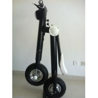 Quality Intelligent Portable Folding Electric Bike / Bicycle , 35KM/H max Speed for sale