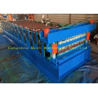Quality YX-840 850 Double Layer Roofing Sheet Roll Forming Machine PLC Control CE SGS Listed for sale