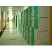 Quality Anti Corrosion Plastic School Lockers 4 Comparts 1 Column For Water Baths for sale