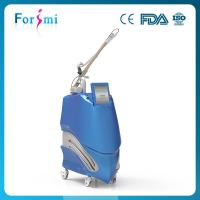 China most popular fda approval 600ps 12 inch screen picolaser picosecond ND Yag laser on sale