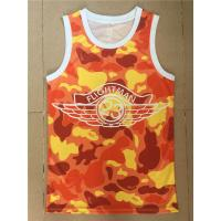 China Sublimated Custom Latest Basketball Jersey Clothing Design on sale