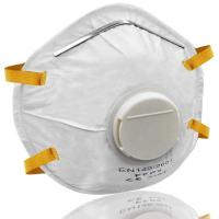 Quality Disposable N95 / KN95 Face Mask For Toxic Particles Filtration for sale