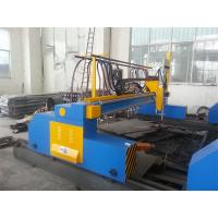 Quality Double Drive Plasma Cutting Gun CNC Cutting Machine for Steel Plate for sale