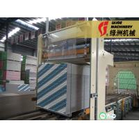 PLC Control Automatic Gypsum Board Packing Machine 15m/Min Speed