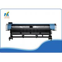 Quality 1200 W Automatic Wide Format Printer With Double Epson DX5 Print Heads for sale