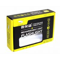 China Custom Printed Corrugated Boxes for Flashlight Packaging / Electric Torch Packaging on sale