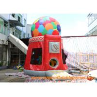 China Inflatable  Dome Air Bouncer The Most Popular Candy Machine Bouncer on sale