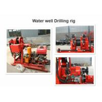 High Detachable Water Well Drilling Rig GK-180 For Railways / Core Drilling