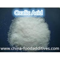 Quality Refined Anhydrate Oxalic Acid Industrial grade CAS:144-62-7 for sale