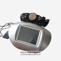 Quality 650nm Laser Ultrasonic Cavitation RF Slimming Machine With 5 Handpices for sale