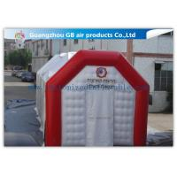 Inflatable Emergency Shelters Airtight Tunnel Tent Equipment Air Inflatable Tent for sale