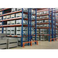 China Cold Steel Industrial Pallet Racking Systems Heavy Duty Racks For Warehouse on sale