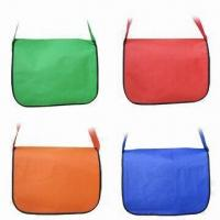 Quality Leisure and Business Nonwoven Shoulder Bags for sale