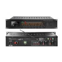 Quality SD / MMC / USB P.A.Audio Power Amplifiers 480W for night clubs / dining rooms for sale